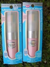 2 PHYSICIANS FORMULA MINERAL CORRECTING PRIMER PINK HIGHLIGHTER BOX FLAP MISSING