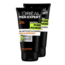 L'Oréal Men Expert Pure Power Gel Nettoyant Homme 5 en 1 Anti-imperfections - Lo