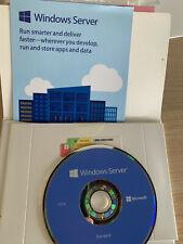 Microsoft Windows Server Standard 2016 64-bit DVD plus key - P7307113