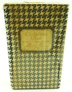 VINTAGE Christian Dior Miss Dior 4 oz eau de Cologne REF 9204 Perfume Sealed A2