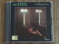 The Fixx - Shuttered Room *RARE Early Japan Pressing CD* 1982 JVC target-era