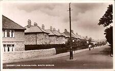 South Shields. Quarry Lane, Cleadon Park.