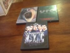 *NSYNC: Live From Madison Square Garden DVD Pink Floyd The wall UFO Too Hot To