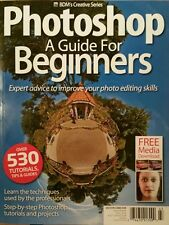 Photoshop A Guide for Beginners UK Tips Guides Fall 2014 FREE PRIORITY SHIPPING