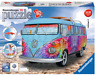 Ravensburger - Puzzle 3D Volkswagen T1 Indian Summer