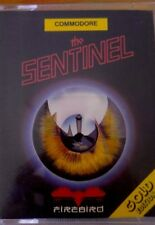 The Sentinel (Firebird, 1986) Commodore C64 (Kassette, Box) 100% ok