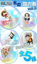 One Piece PVC Decoration Putitto Vol.3 Figure Ochatomo Series~ Set of Five @9624