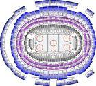 2 New York Rangers ROW3 tickets vs Montreal 12/22/2021