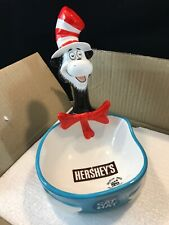 Hershey's Official Movie Dr. Seuss The Cat in the Hat Candy Dish New