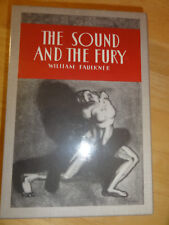 c2000 - Sound and the Fury, Faulkner William(1st Edition Library Facsimile FEL)