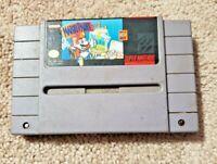 Mario Paint (Super Nintendo Entertainment System, 1992) SNES Authentic Tested