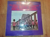THE ROYAL SCOTS DRAGOON GUARDS * AMAZING *  SEALED UNPLAYED VINYL LP 1975