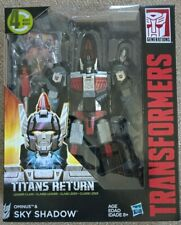 TRANSFORMERS Titans Return / Combiner Wars LEADER CLASS Sky Shadow & Ominus