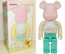 Medicom My First Baby 1st Color Pearl Coating 400% Bearbrick Be@rbrick Figure