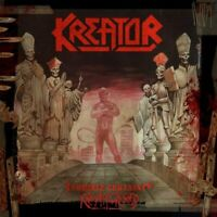 KREATOR : TERRIBLE CERTAINTY (2CD+26 PAGE BOOKLET - BRAND NEW & SEALED CD<