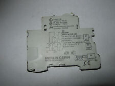 Merlin Gerin 26928 Alarm Switch Auxiliary For C60 Breaker, Used
