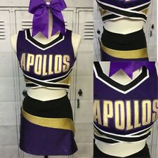 Real Cheerleading Uniform Adult S Youth L