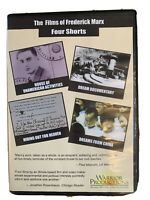 The Films of Frederick marx – four shorts DVD - warrior productions