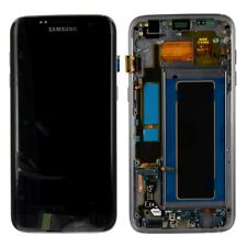 Samsung LCD Assembly Octa Black S7 Edge Gh97-18533a (s