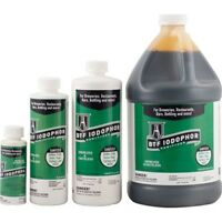 BTF Iodophor Sanitizer - Food Grade Cleaner - Safe for use with Beer Brewin