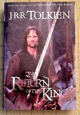 The Lord of the Rings The Return of the King movie tie-in Viggo Mortensen PB