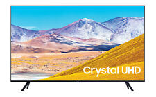 "Samsung UN43TU8000 43"" 4K LED Smart TV - Black"