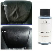 Leather Color Repair 1 Oz Recolor Restorer Couch Furniture Auto Interior, No Kit