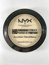 NYX HD Finishing Powder - HDFP02 BANANA + Free Worldwide Shipping