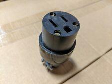 BRYANT Brand Locking Plug 2P 3W Grounding NEMA L9-30 Nylon 30A 600V AC 70930NP