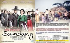 KOREAN DRAMA~Saimdang,Light's Diary(1-28End)English sub&All region FREE SHIPPING