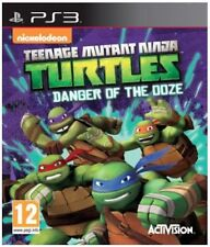 Teenage Mutant Ninja Turtles: Danger of the Ooze (PS3) - 1st Class Delivery
