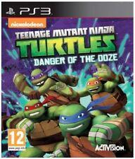 Nuevo Teenage Mutant Ninja Turtles: peligro de que el cieno (Ps3) - 1st Class Delivery