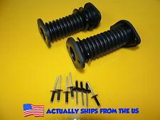 Chevy C10 K5 Door Wire Loom Jamb Boot Conduit Hot Rod Custom Universal Wiring