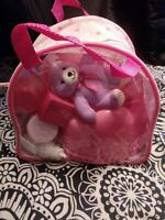 You & Me Piece Baby Doll Care Accessories in Bag