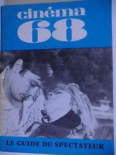 Cinéma 68 n°123- 1968 : Bunuel - Rocha - Cinéma Polonais