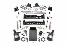 "Rough Country 6.0"" NTD Suspension Lift Kit, Silverado/Sierra 4WD; 27220A"