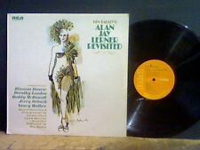 BEN BAGLEY  Alan Jay Lerner Revisited  LP  Blossom Dearie etc    NEAR-MINT !!
