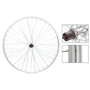 Weinmann 519 Hybrid 700c Alloy Rear Wheel Shimano 8-10 Speed Commuter Bike