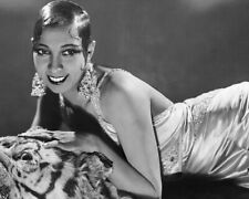First Black Actress JOSEPHINE BAKER Glossy 8x10 Photo Model Poster Print