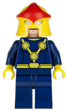 NEW LEGO NOVA FROM SET 76005 ULTIMATE SPIDER-MAN (sh051)