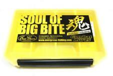 Evergreen Tackle Box Small Yellow Soul of Big Bite 205 x 145 x 40 mm (2567)