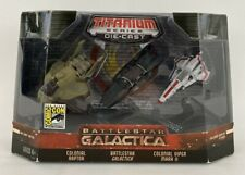 Titanium Series Die Cast Battlestar Galactica Comic Con 2007 - New