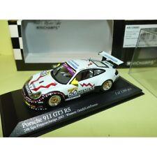 PORSCHE 911 GT3 RS N°50 996 24 Heures DE SPA 2003  MINICHAMPS 1:43 1er