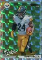 2019 DONRUSS THE ROOKIES RC BENNY SNELL JR. PITTSBURGH STEELERS INSERTS - B2714