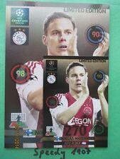 Champions League 2015 Limited Edition XXL moisander Panini Adrenalyn 14 15