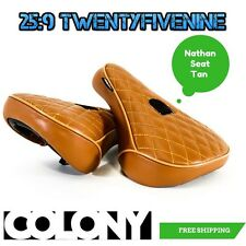Colony BMX Nathan Sykes Pivital Seat TAN 368gms