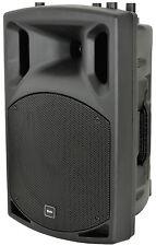 "QTX qx15a 15 ""Attiva PA Altoparlante Dj Discoteca Alimentatore da 500 W Sound System Monitor"