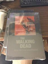 Walking Dead Novel Hc Dlx Slipcase Ed (Mr) - New Hardcover Comic