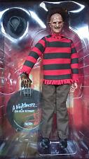 "A NIGHTMARE ON ELM STREET - Freddy Krueger 12"" Action Figure (Sideshow)"
