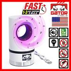 Electric Mosquito Insect Killer Zapper LED Light Lamp Fly Bug Trap Pest Control